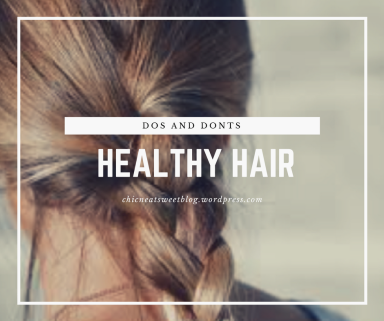 healthy hair featured image