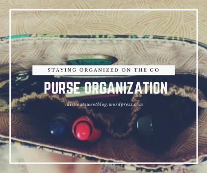 Purse Organization Featured Image
