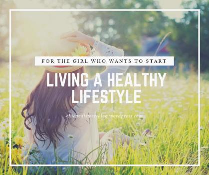 FGW healthy lifestyle