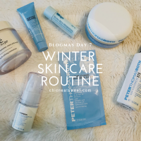 Winter Night Skincare