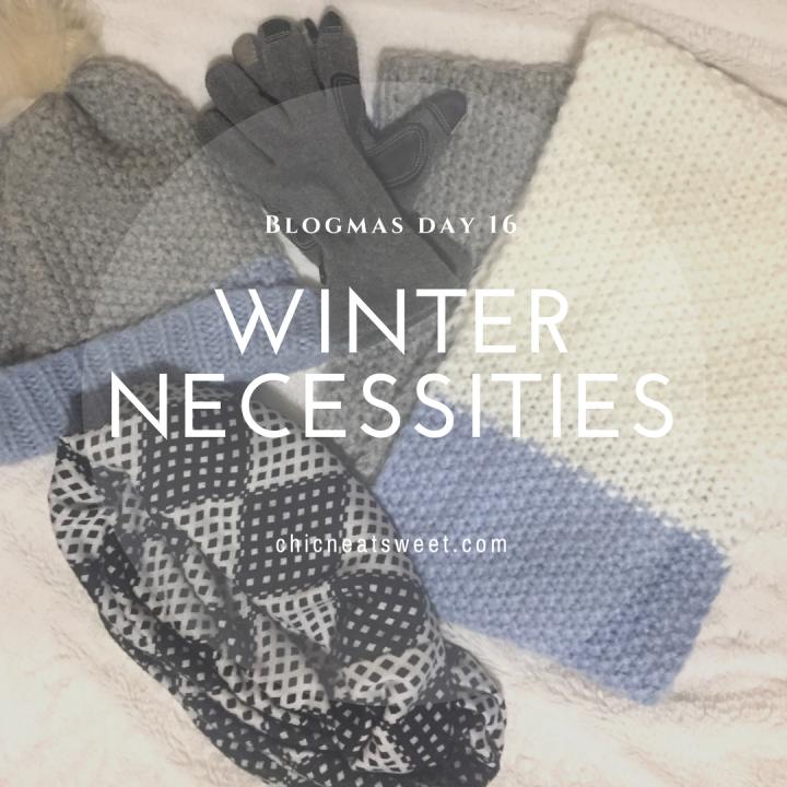 Winter Necessities
