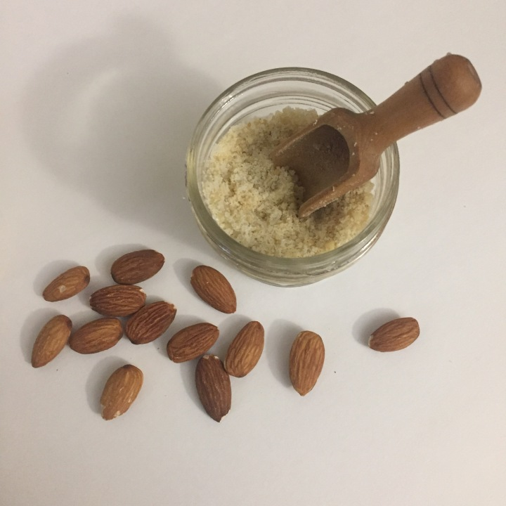 Energizing Almond Protein Powder