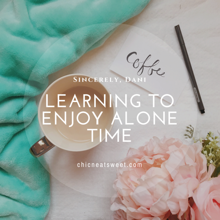 Learning to Enjoy Alone Time
