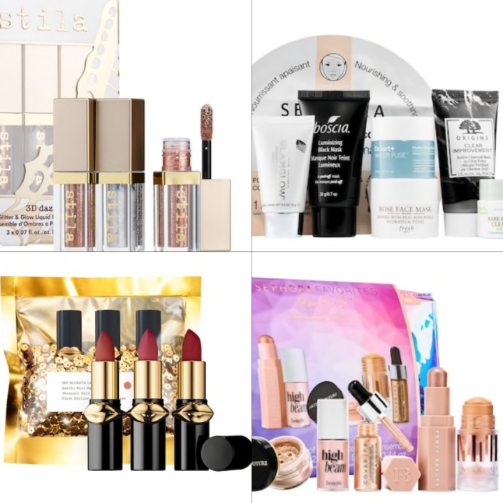 Top Picks for Sephora Makeup and Skincare GiftSets