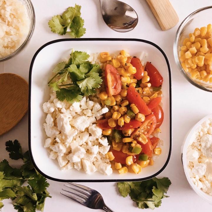 Cauliflower Bowls