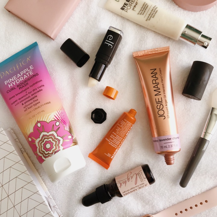 Dani's Favorite Winter Beauty Products