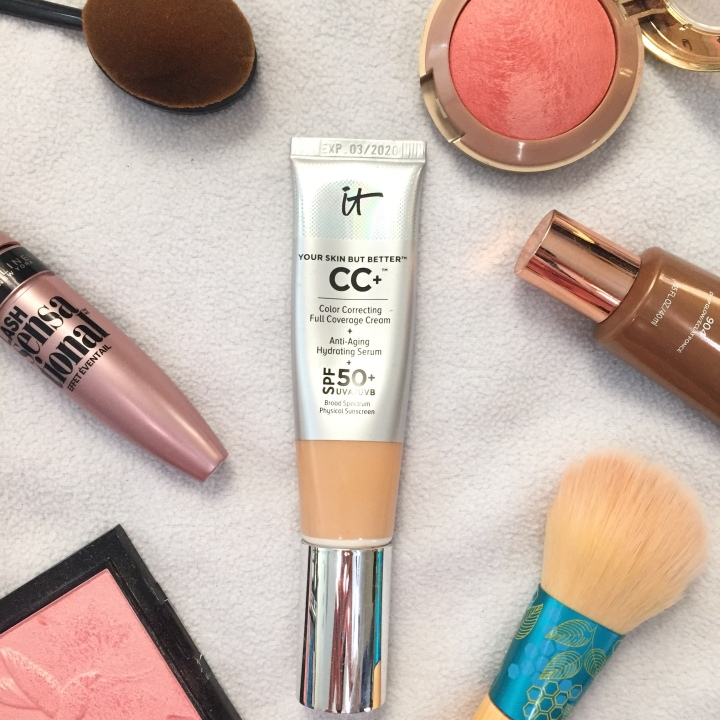 IT Cosmetics CC Cream Foundation Review