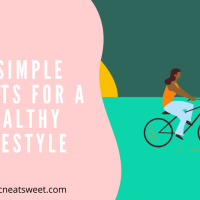 5 simple habits for a healthy lifestyle